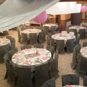 salle de rception gte du grand cerf - Gite Sarthe Mariage