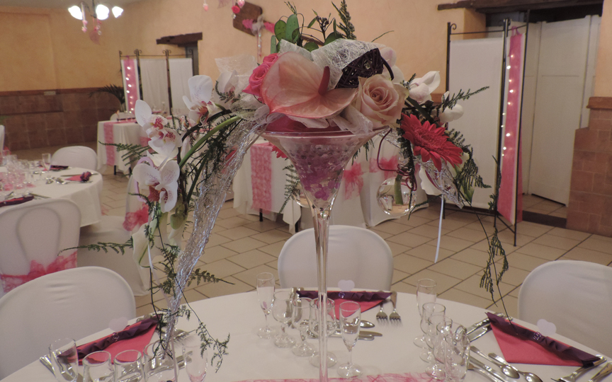 compositions - Gite Sarthe Mariage